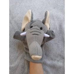 Pacynka na rękę słoń - Goki...