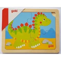 Puzzle dla najmłodszych -...