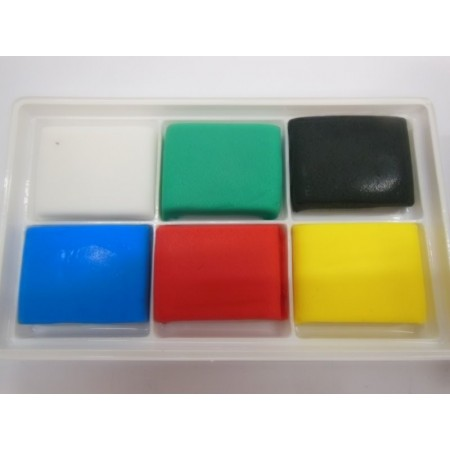 Modelina 6 kolorów ASTRA