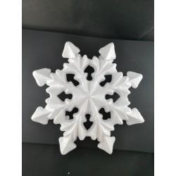 Śnieżynka 21cm- styropian