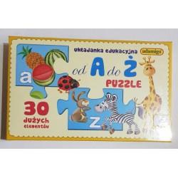 Puzzle - od A do Ż