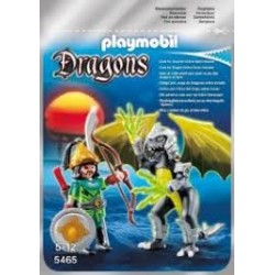 Smok burzowy - 5465 Playmobil