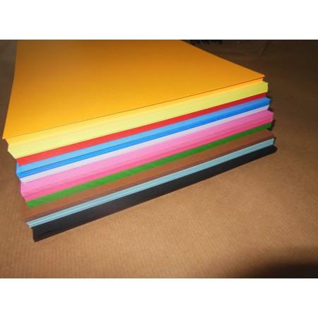 Mix papierów 80g, A4, 500ark