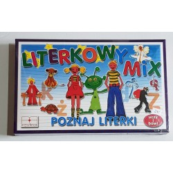 Literkowy mix