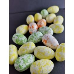 Jajeczka nakrapiane 3-3,5cm...