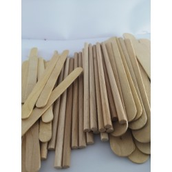 Patyczki drewniane mix 100szt.