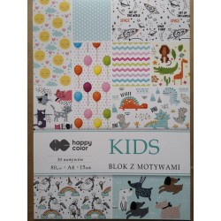 "Blok kreatywny ""for kids"" -..."