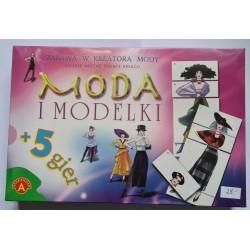 Moda i modelki - Alexander