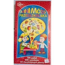 Mini mózg przedszkolaka
