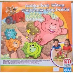 Uciekające świnki - gra