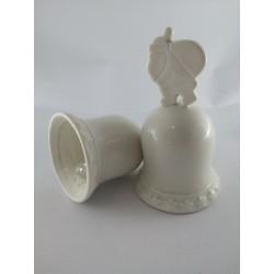 Dzwonek ceramiczny, mikołaj