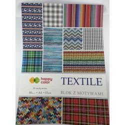 Blok kreatywny Textile -...