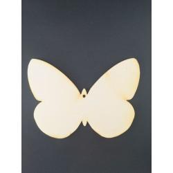 Motyl 10x15cm - sklejka
