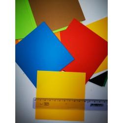 10cm, Kwadraty origami ,...