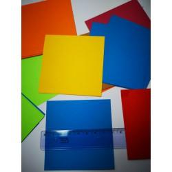 8cm, Kwadraty origami , ok....