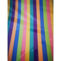 Pianka Rainbow, 5 arkuszy, A4