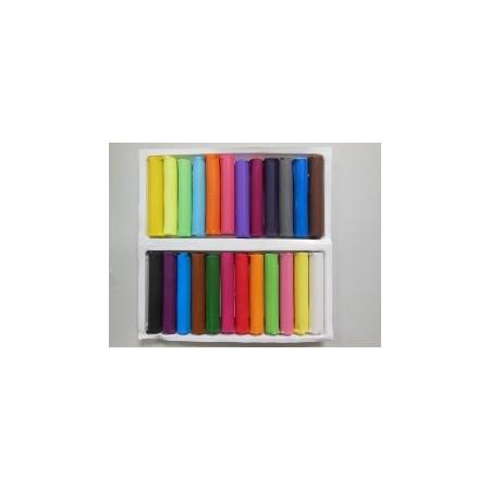 Plastelina 24 kolory
