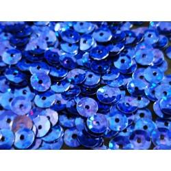 Cekiny 12g, niebieskie