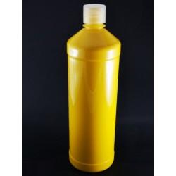 Farba plakatowa 1l żółta