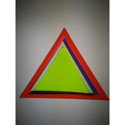 Trójkąty do origami (różne...